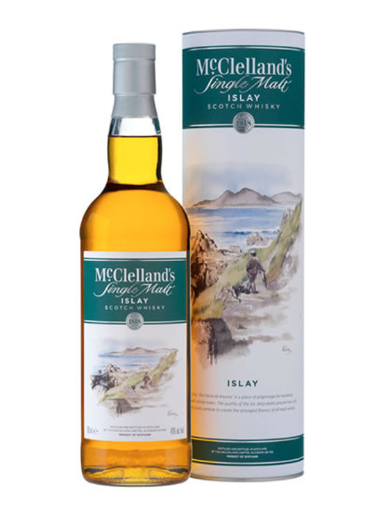 McClellands Islay 750ML