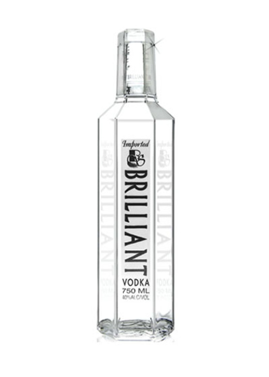 Brilliant Vodka 1L