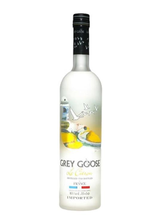 Grey Goose Le Citron Vodka 750ML