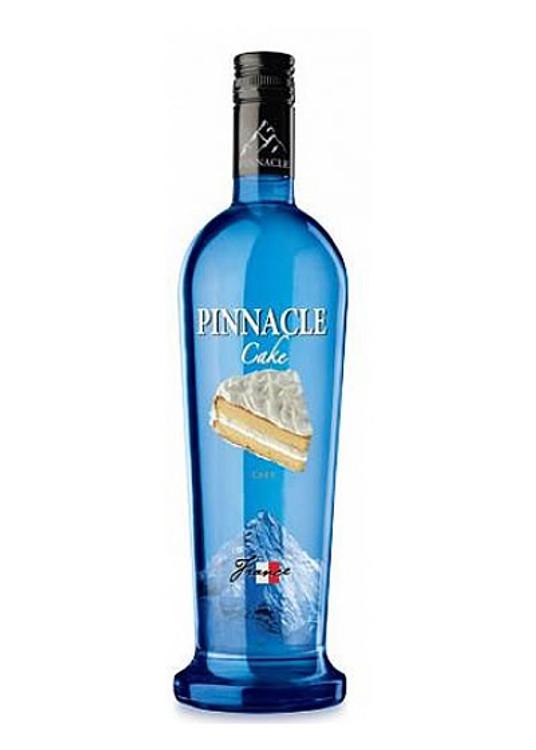 Pinnacle Cake 750ML