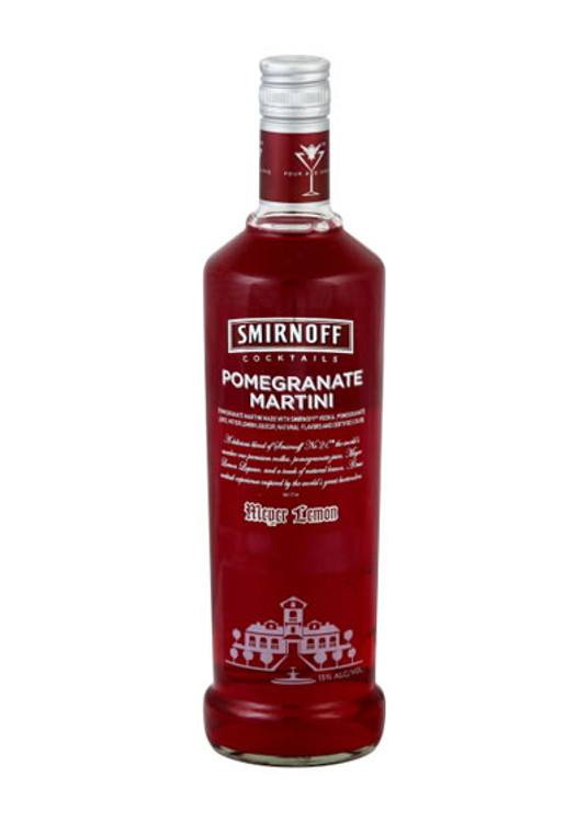 Smirnoff Pomegranate