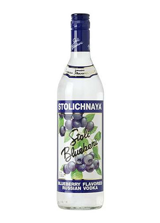 Stolichnaya Blueberi Vodka 1.75L