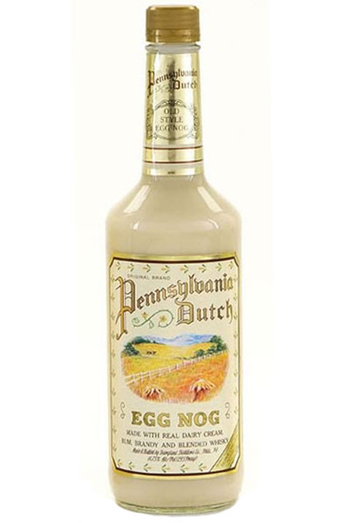Pennsylvania Dutch Egg Nog