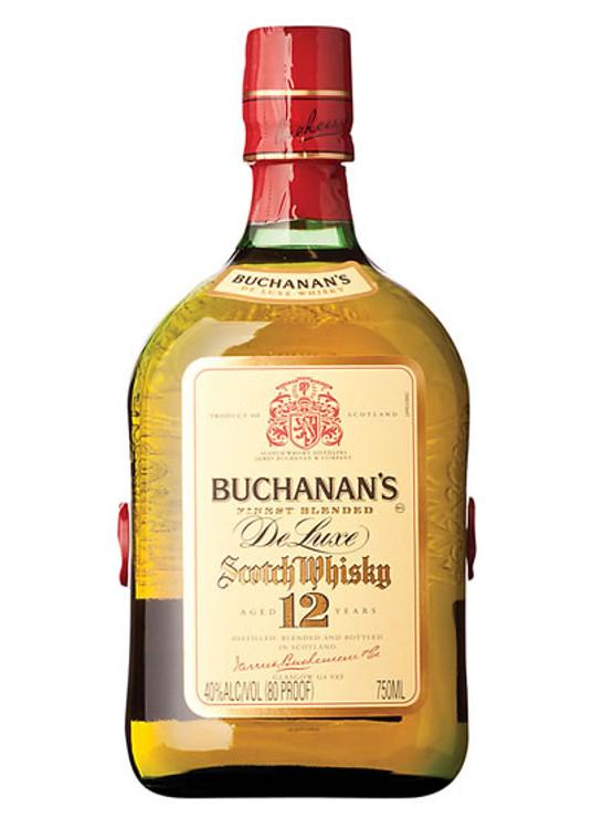 Buchanans 12 Years Old 750ML