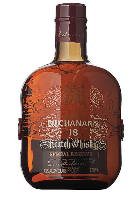 Buchanans 18 Years Old 750ML