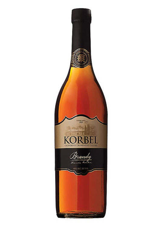 Korbel Brandy 750ML