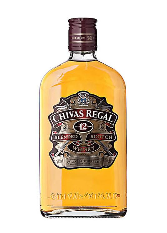 Chivas Regal 12 Years Old 375