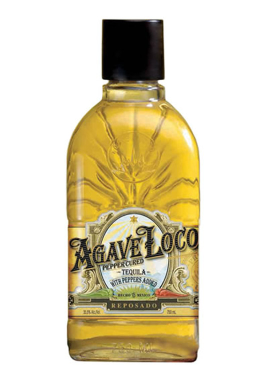 Agave Loco Tequila 750ML