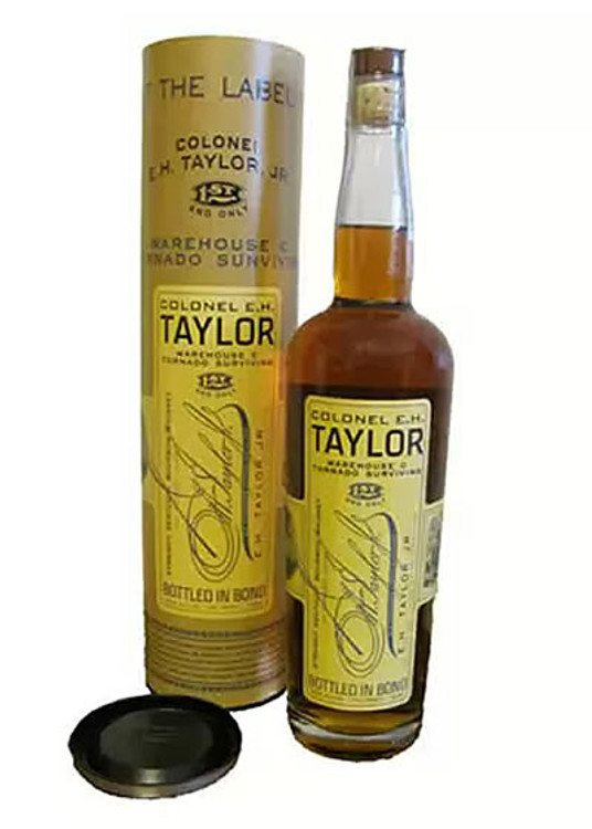 "Colonel E.H. Taylor, Jr. ""Warehouse C Tornado Surviving"" Straight Bourbon 750ML"