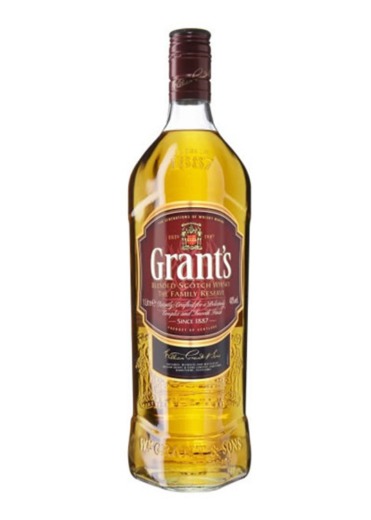 Grants Scotch 1.75L