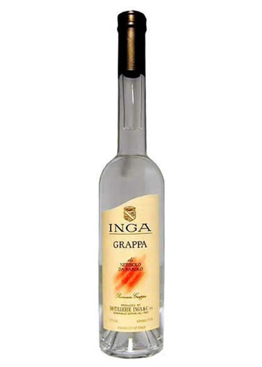 Inga Gavi Di Gavi Grappa 375ML