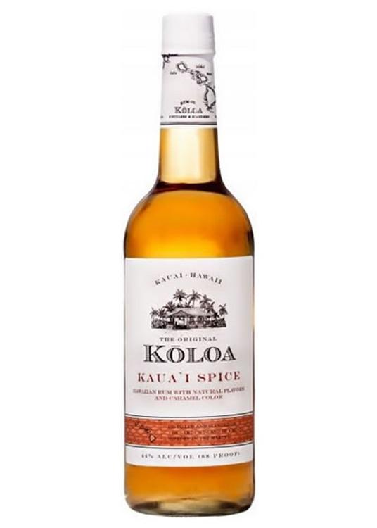 Koloa Kaua'I Spiced