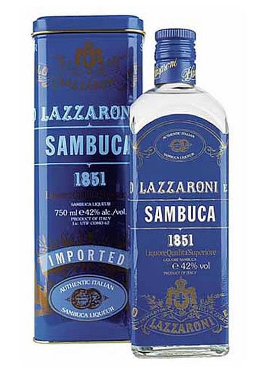 Molinari Sambuca Extra Rating and Review - winemag.com