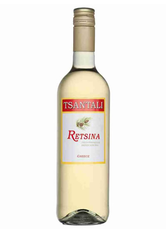 Tsantali Retsina 1L