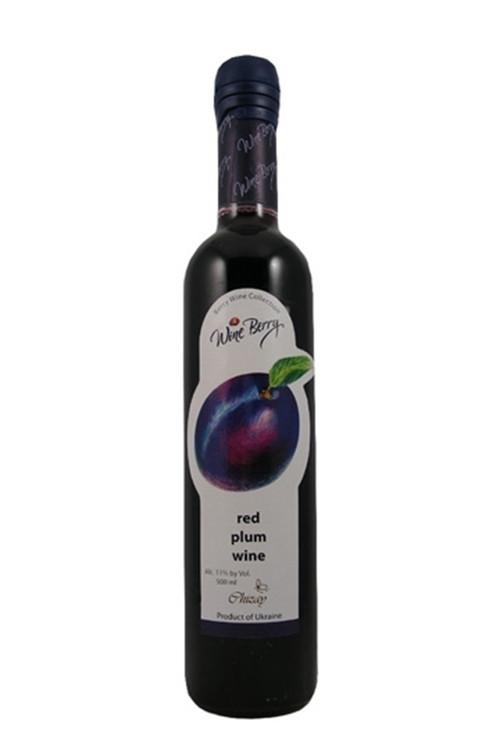 Chizay Red Plum Wine 500ML