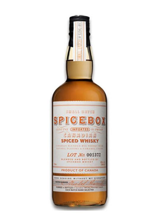 Spicebox Spiced Whiskey 750