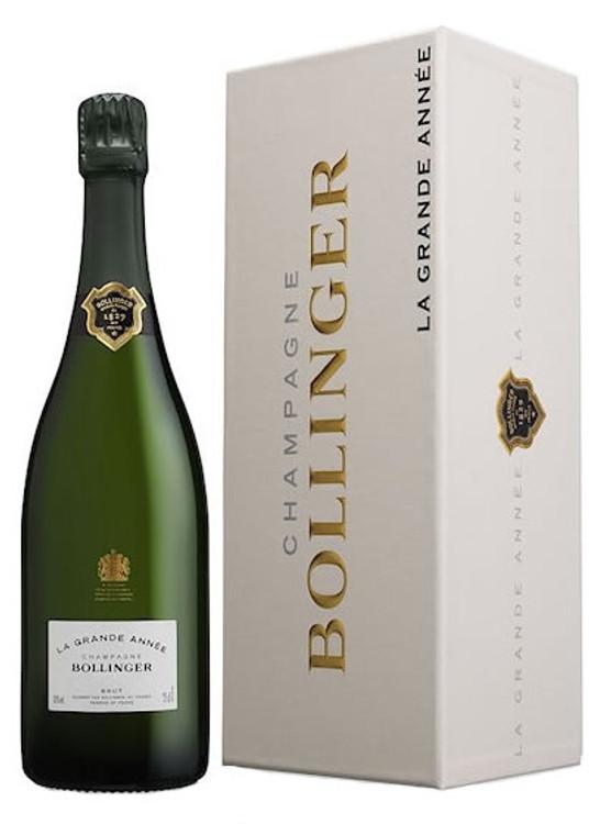 Bollinger La Grande Annee   - 2002