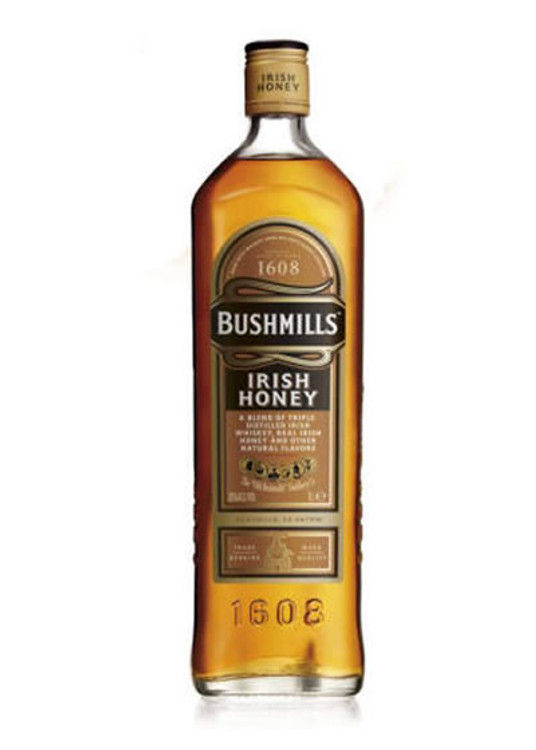 Bushmills Irish Honey 750ML