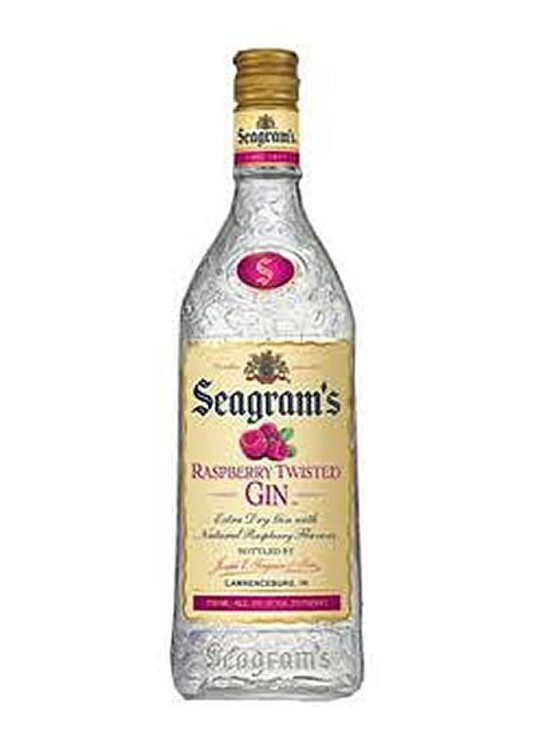 Seagrams Gin Raspberry