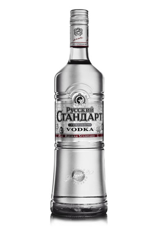 Russian Standard Platinum Vodka 375ML