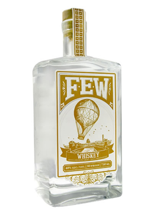 Few Spirits White Whiskey 750ML