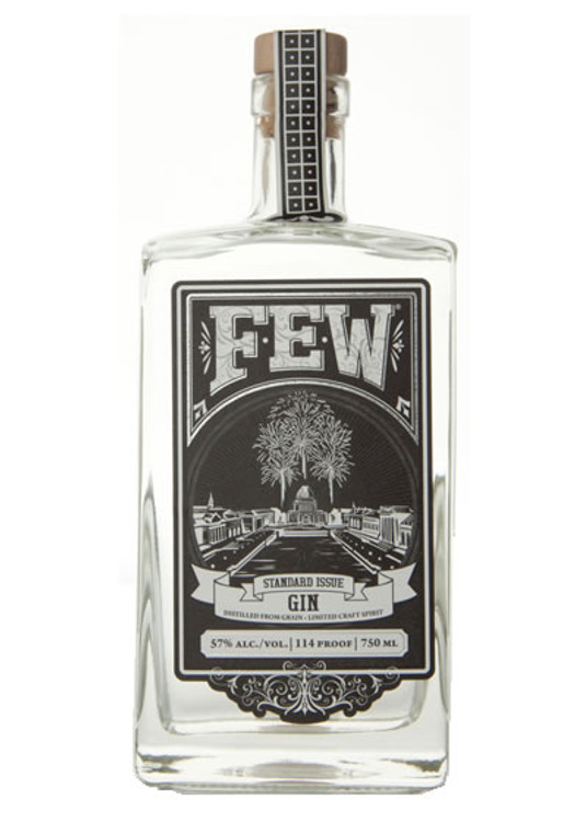 Few Spirits Standard Issue Gin 750ML