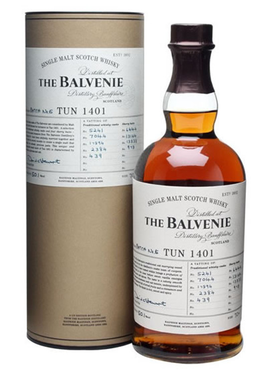 Balvenie Tun 1401 Batch #6 750ML