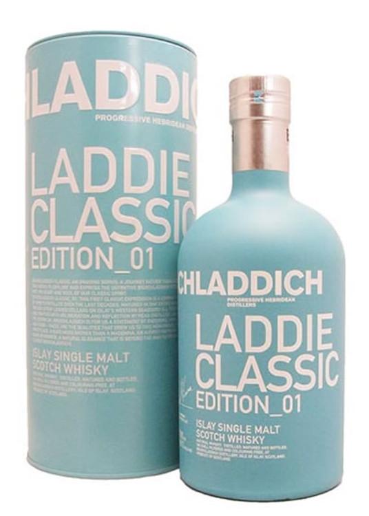 Bruichladdich Laddie Classic Multivintage 750ML