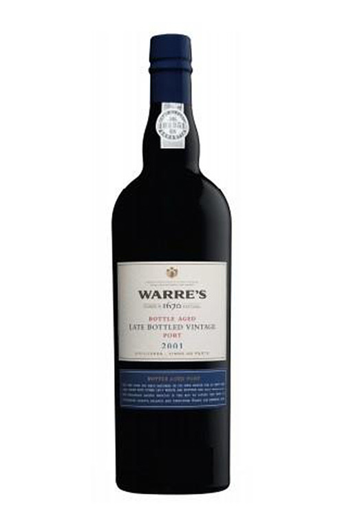 Warre's Late Bottled Vintage Port - 2001