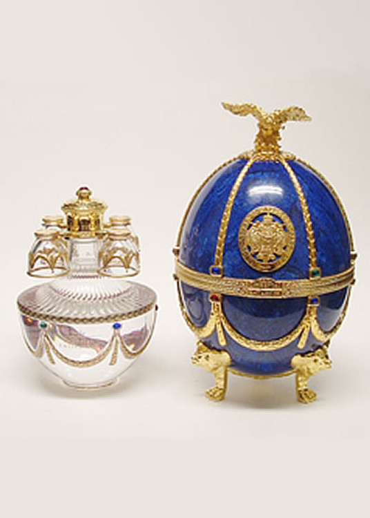 Imperial Collection Faberge Egg Vodka 750ML