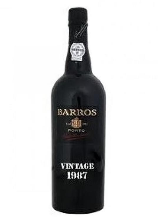 Barros Colheita Port - 1987