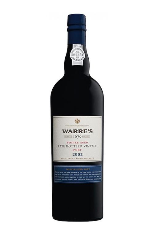 Warre's Late Bottled Vintage Port  2002
