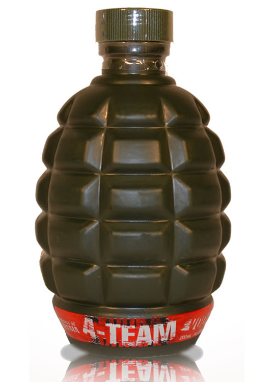 A-Team Grenade Vodka 200ML