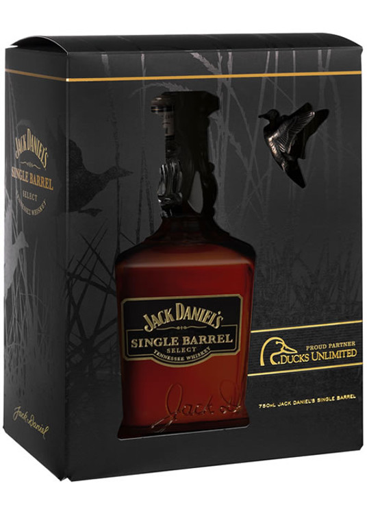 Jack Daniel's Single Barrel Ducks Unlimited 750ML