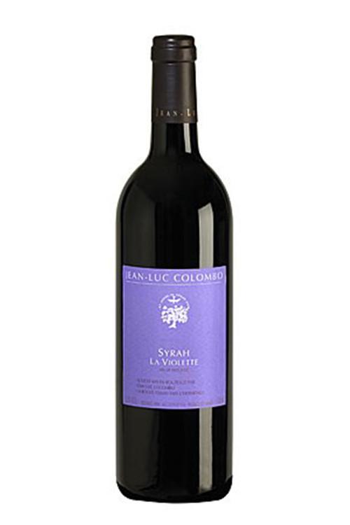 Jean Luc Colombo Syrah La Violette