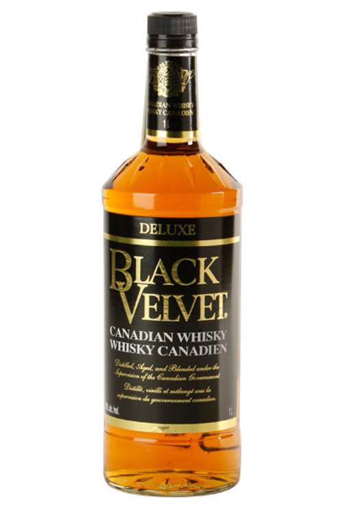 Black Velvet Canadian Whiskey 750ML