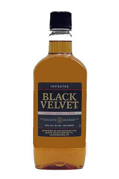 Black Velvet Canadian Whiskey 750ML PET