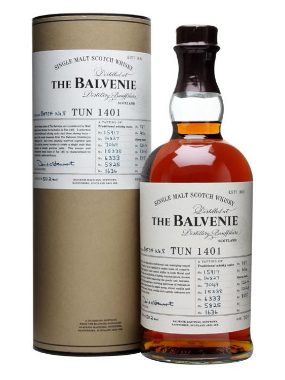 Balvenie Tun 1401 Batch #9 750ML