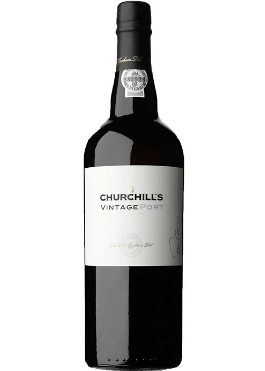Churchill's Vintage Port - 2011