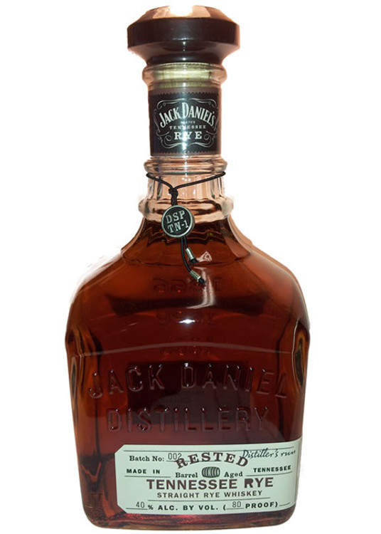 Jack Daniel's Rested Tennessee Rye 750ML