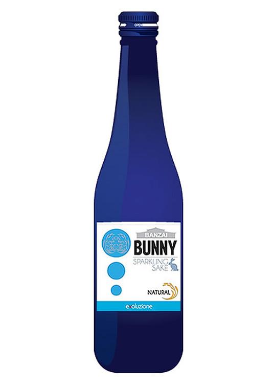 Banzai Bunny Sparkling Sake