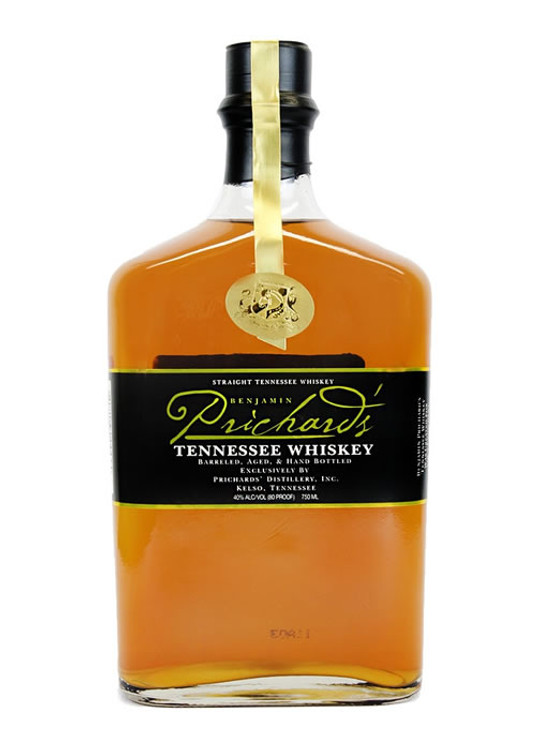 Benjamin Prichard's Tennessee Whiskey 750ML