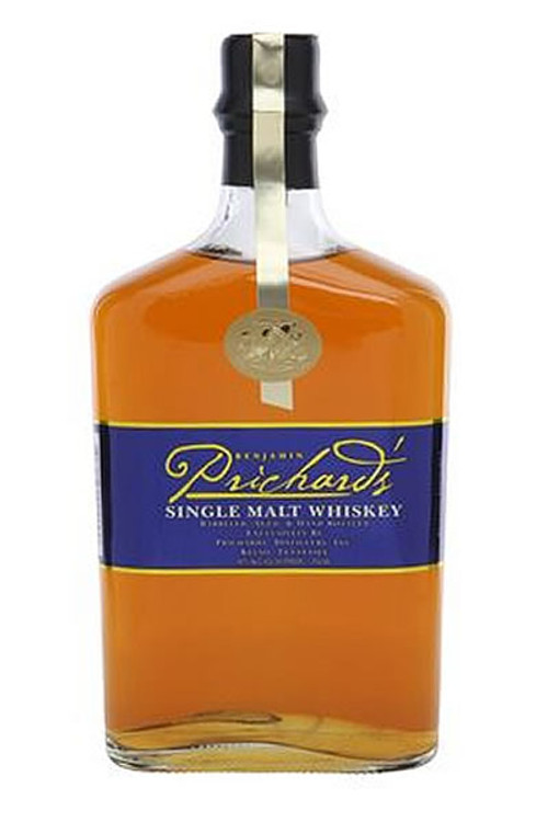 Benjamin Prichard's Single Malt 750ML