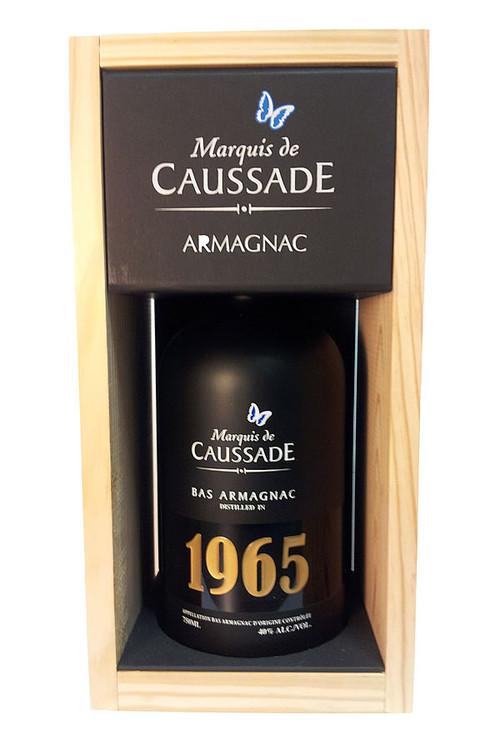Marquis De Caussade 1965 Vintage Armagnac 750ML