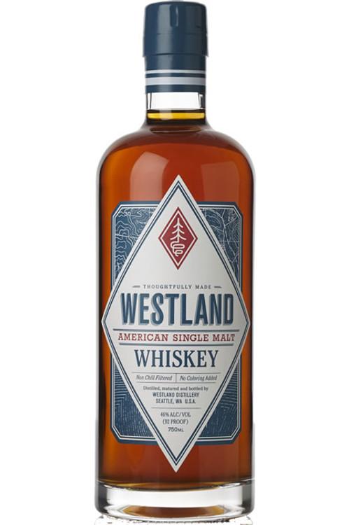 Westland American Single Malt Whiskey