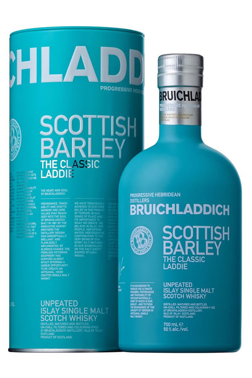 Bruichladdich Scottish Barley 750ML