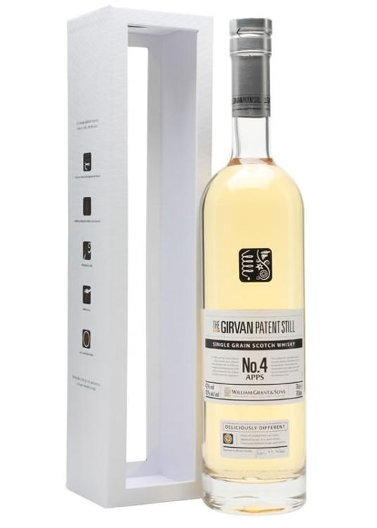 Girvan Patent Still No. 4 Apps Single Grain Whiskey