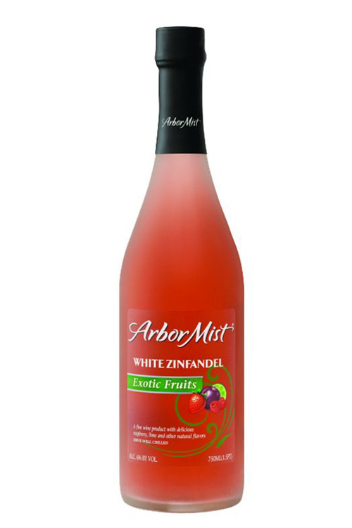Arbor Mist Exotic Fruits White Zinfandel