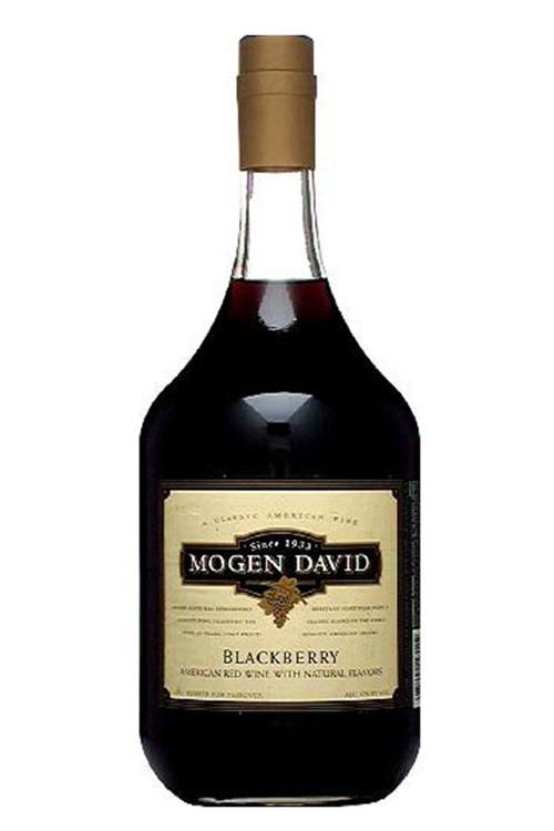 Mogen David Blackberry