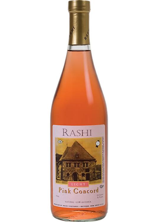 Rashi Light Pink Concord